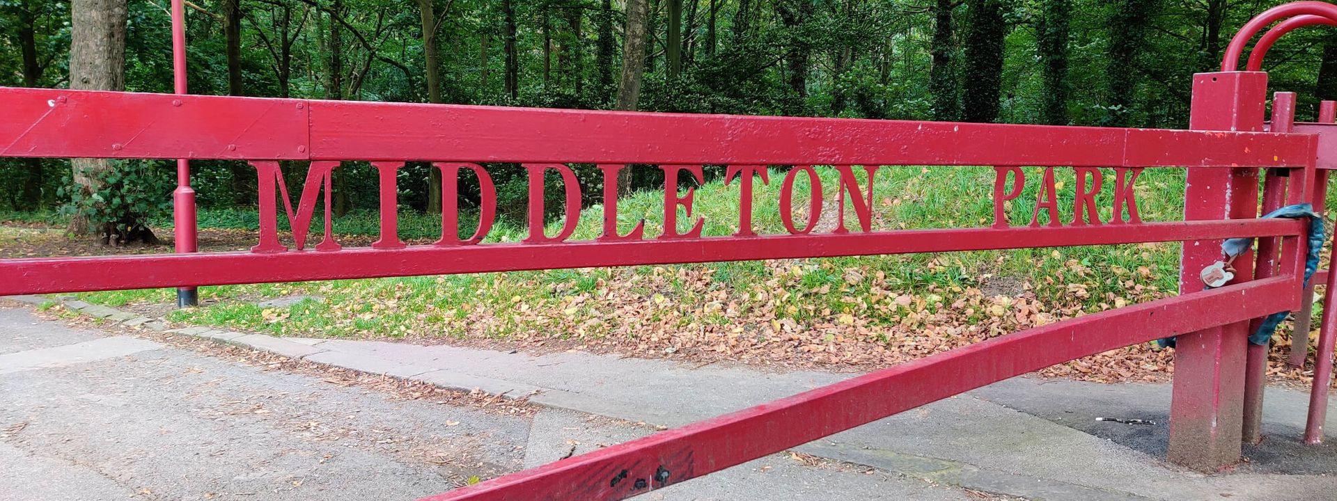 Middleton Park Gate