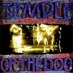 Temple of the Dog self-titled album cover
