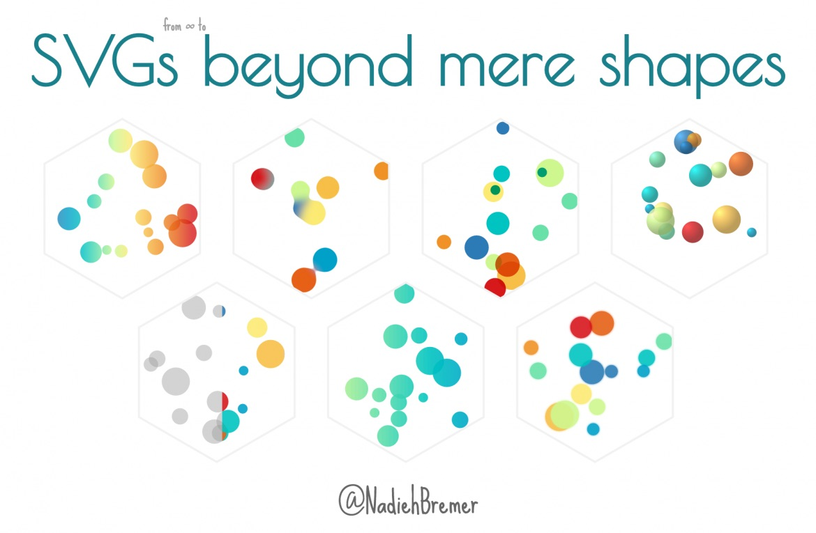 SVGs beyond mere shapes | Visual Cinnamon