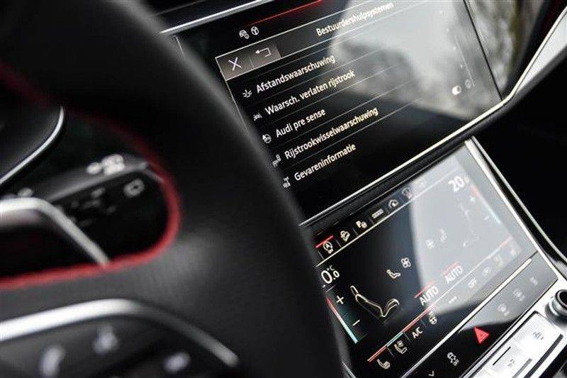 Audi RS Q8 DYNAMIC PLUS ALCANTARA+PANO.DAK+HEADUP NP.267K afbeelding 16