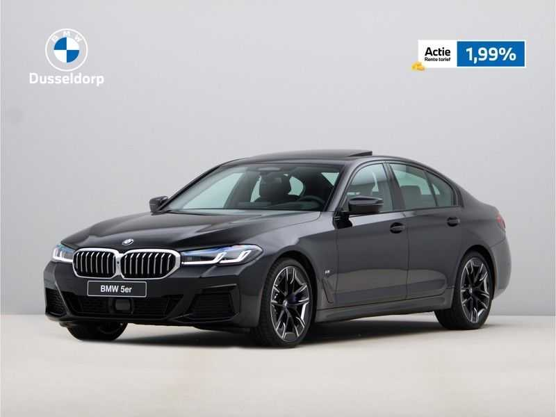 BMW 5 Serie 530i High Exe M-Sport