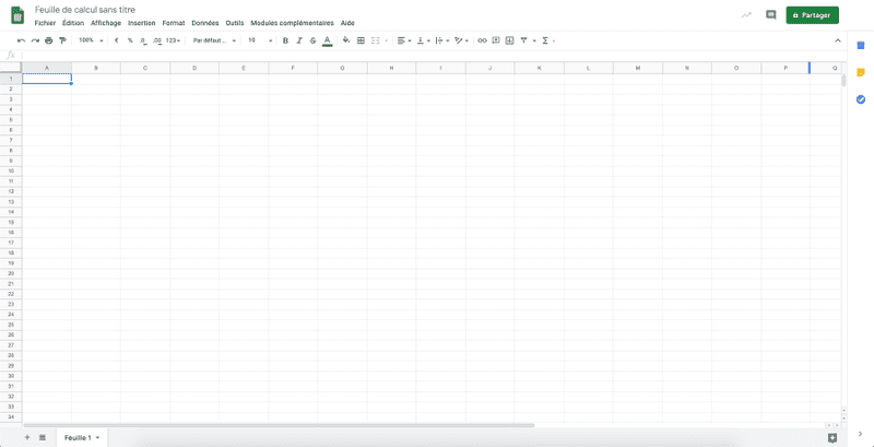 Preview 2 Google Sheets