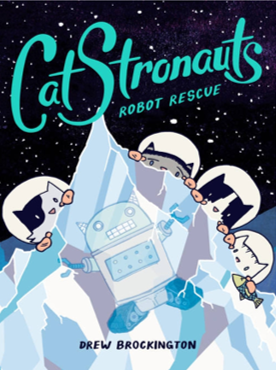 Catstronauts Image