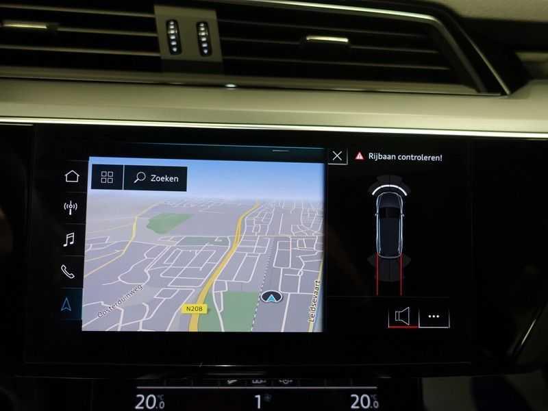 Audi e-tron e-tron 50 quattro Launch Edition plus [4% bijtelling] Full options, direct leverbaar afbeelding 10