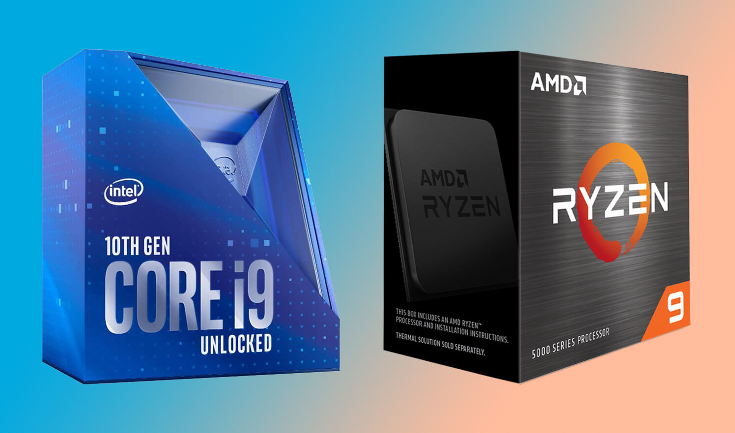 Best CPUs for RX 6800 XT