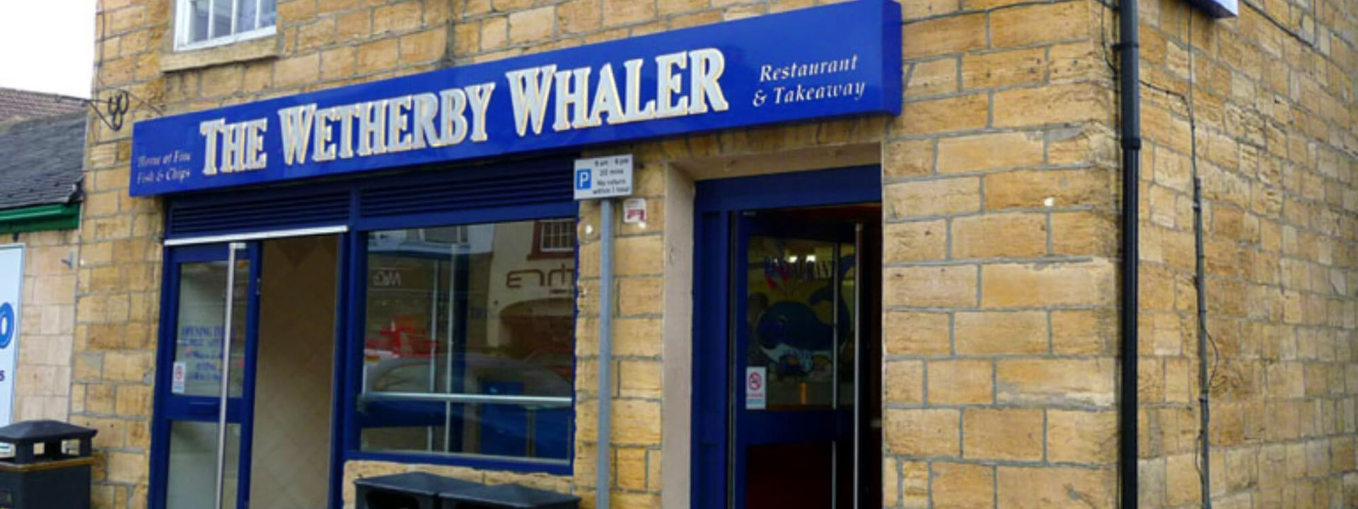 The Wetherby Whaler in Wetherby