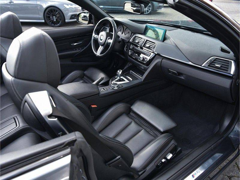 BMW M4 Cabrio Competition DCT 450pk HUD H/K DAB Adaptive-LED Memory 20inch afbeelding 20