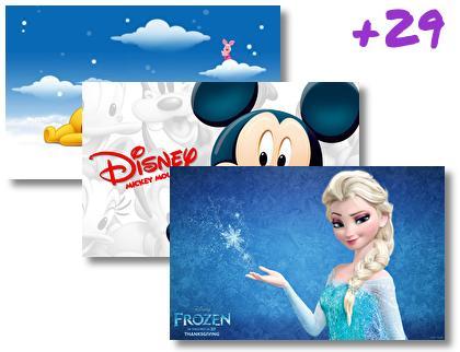 Disney theme pack