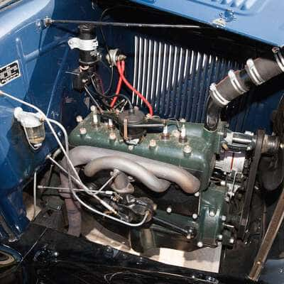 Ford Model A Roadster 1930 3