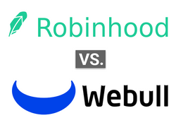 Robinhood vs Webull comparison