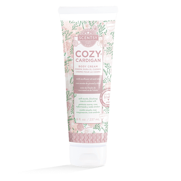Cozy Cardigan Body Cream