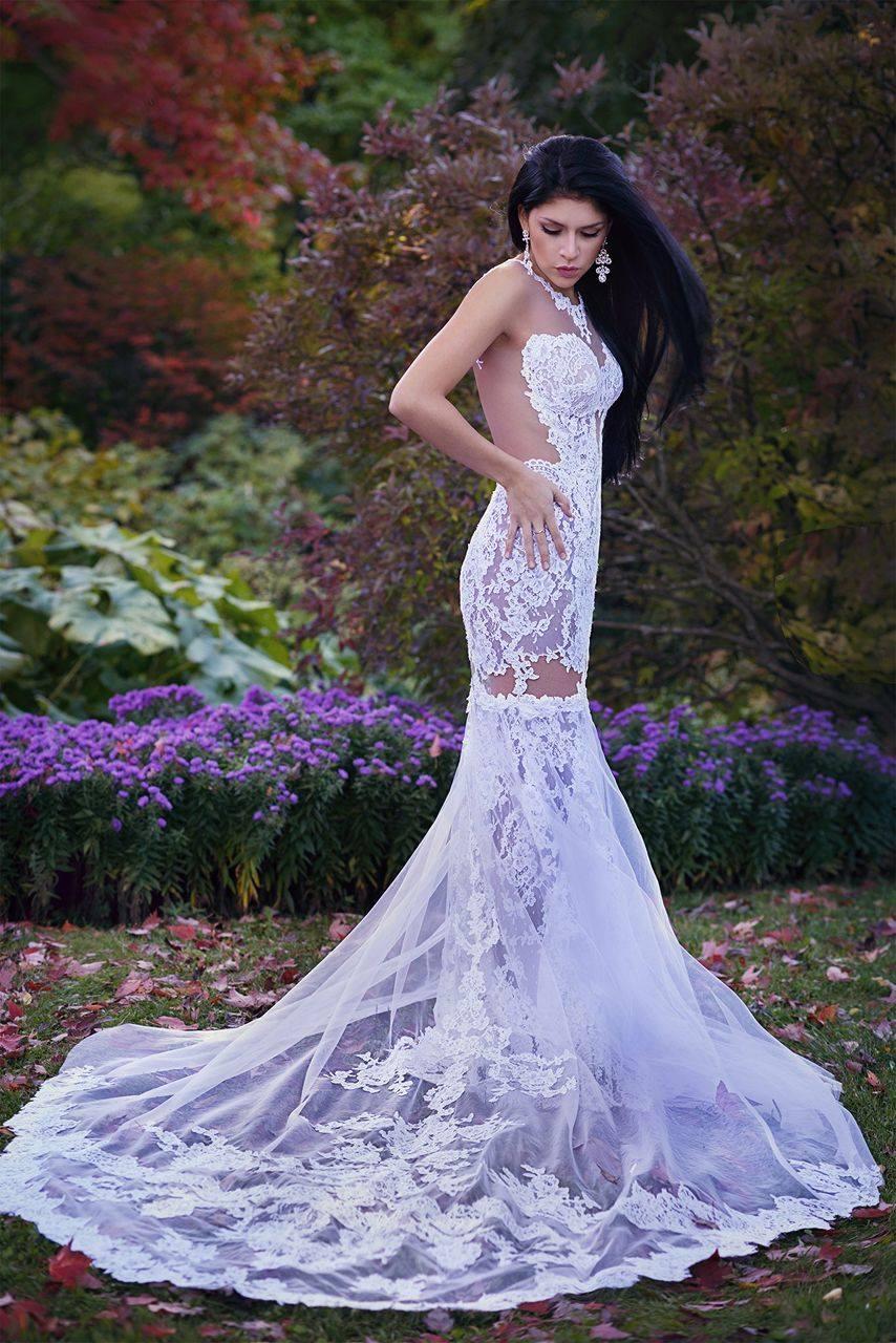 lilia haute couture robe de mariee
