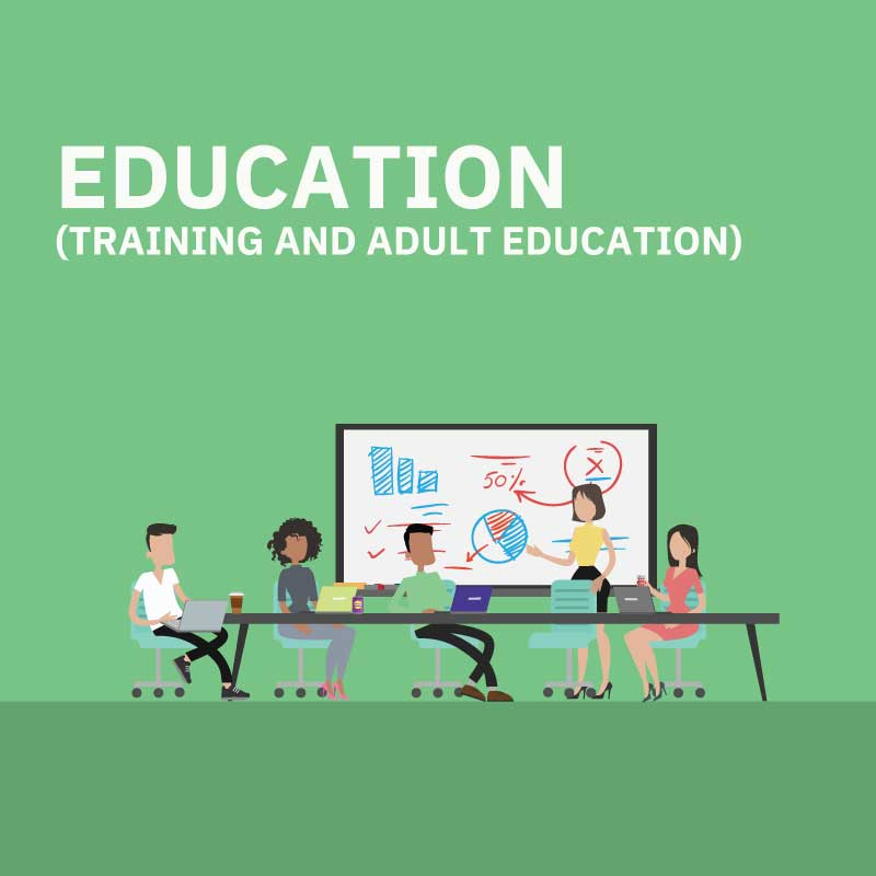 Education (Training and Adult Education)