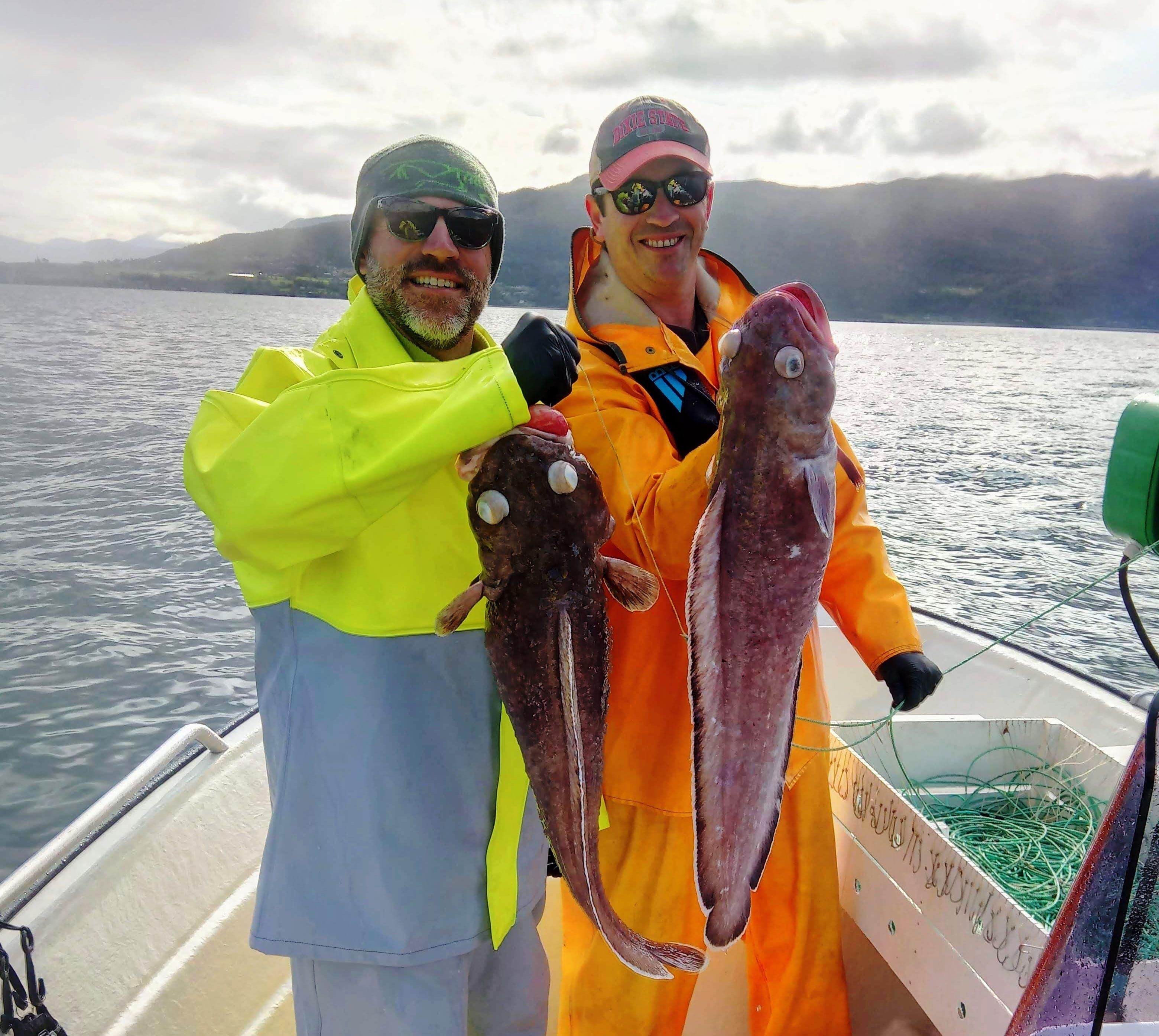 Linefiske på dypvann? - Prøv deg som lokal fisker på Sognefjorden!