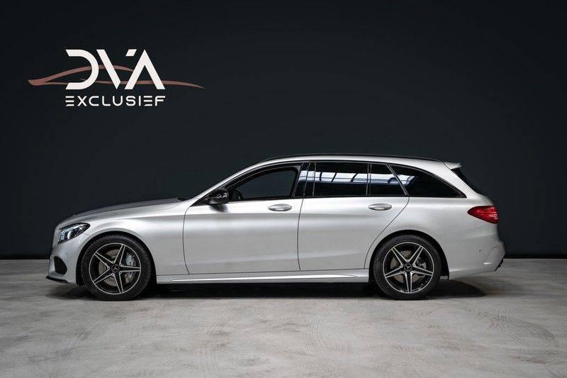 Mercedes-Benz C-Klasse 43 AMG Verkocht! afbeelding 2