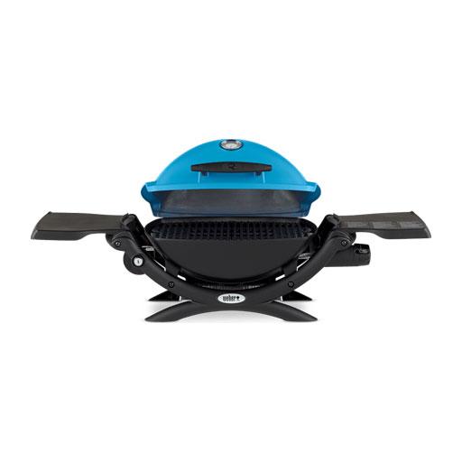 BBQ Weber Série Q 1200 Bleu