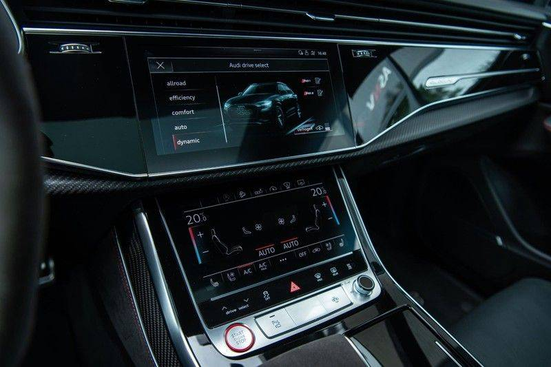 Audi RS Q8 4.0 TFSI Quattro, 600 PK, RS-Dynamic Plus Pakket, Keramiek, Keyless, Stoelventilatie, Pano/Dak, BTW, Nw. Prijs €252K!! afbeelding 16