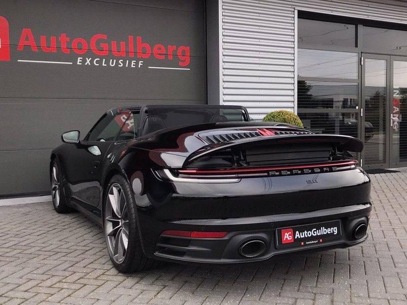Porsche 911 Cabrio 3.0 Carrera 992 ACC, Sport/Chrono, Sportuitlaat, 14 Way, 360* Camera, Lane Assist, PASM, PDLS Plus, 21INCH afbeelding 8