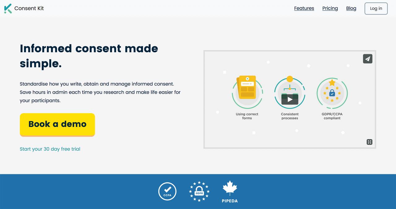 Consent Kit