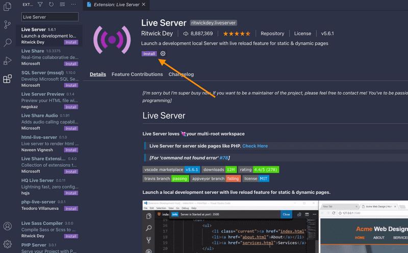 Visual Studio Code 10