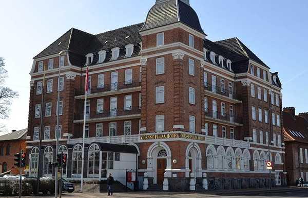 Hotel Plaza Odense