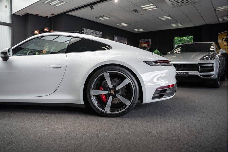 Porsche 911 992 4S Led Matrix Lift Ventilatie PDCC Sport Chrono Alcantara Hemel 3.0 Carrera 4 S afbeelding 2