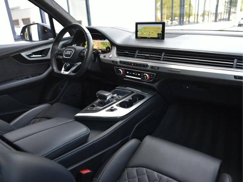 Audi SQ7 4.0TDI Quattro S-Line Individual Lucht Softcl Standk HUD M-Led Rauten Bose Alcant-hemel Leder-Dash afbeelding 21