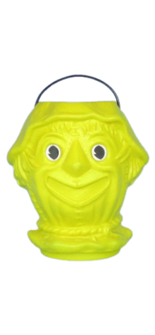 Scarecrow Candy Pail photo