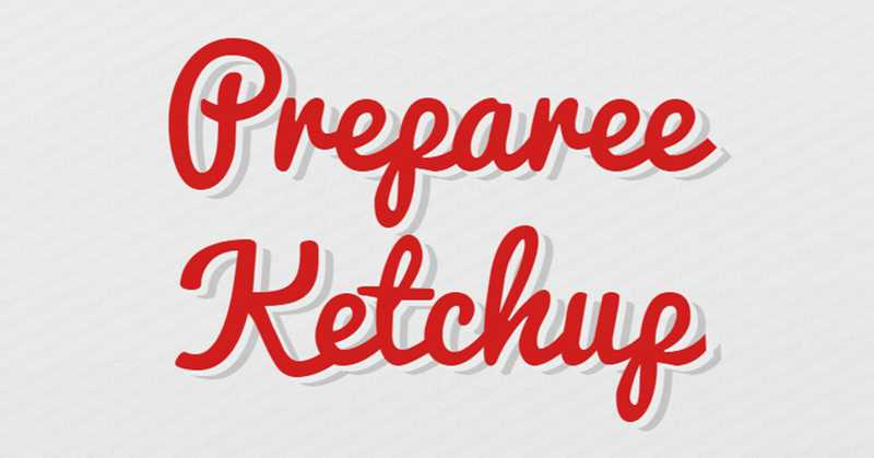 """""""Preparee Ketchup"""" was the original name of what is now impy.app"""
