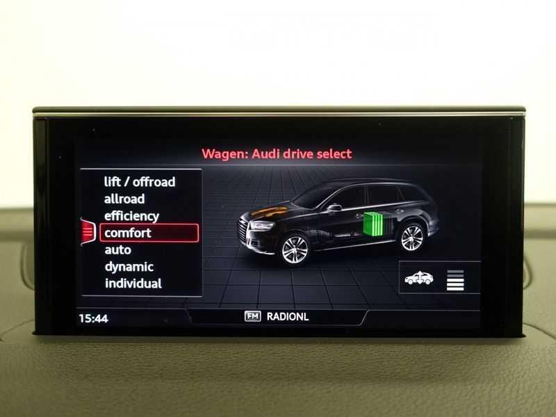 Audi Q7 3.0 TDI e-tron 374pk Quattro S-Line - Pano, Virtual Cockpit, Camera, Leer, Full! afbeelding 19