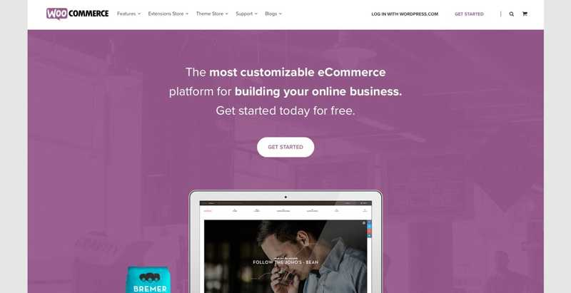 Preview WooCommerce 1
