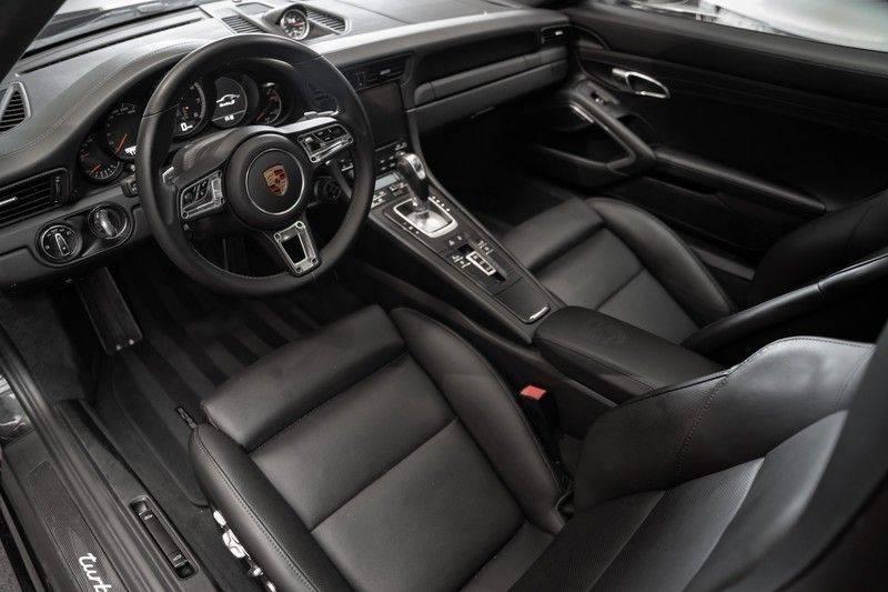 Porsche 911 991.2 Turbo S Burmester Akrapovic 3.8 Turbo S afbeelding 11