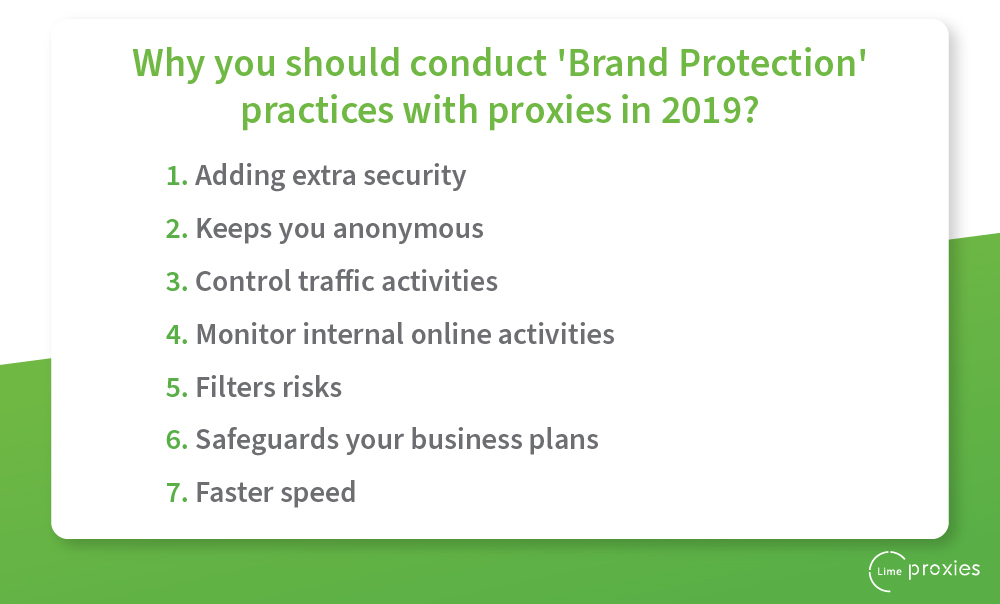 proxy for brand protection
