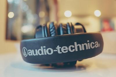 หูฟัง Audio-Technica ATH-M50x