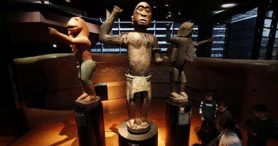 museo del quai Branly, museo delle arti primitive o delle arti e civiltà d'Africa, Asia, Oceania e Americhe