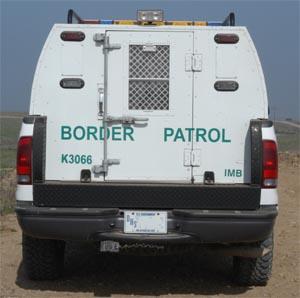 border patrol wagon