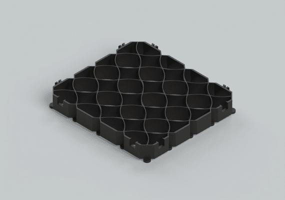 Endura-Grid Hardstanding Mats