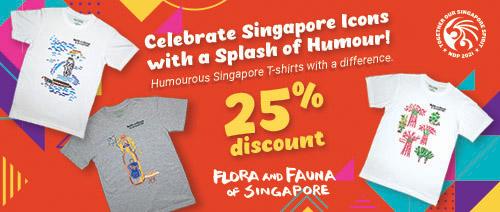 >Flora and Fauna of Singapore
