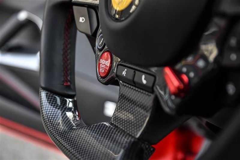 Ferrari 812 SUPERFAST LIFT+CARBON SEAT+PASS.DISPLAY+LED STUUR afbeelding 14
