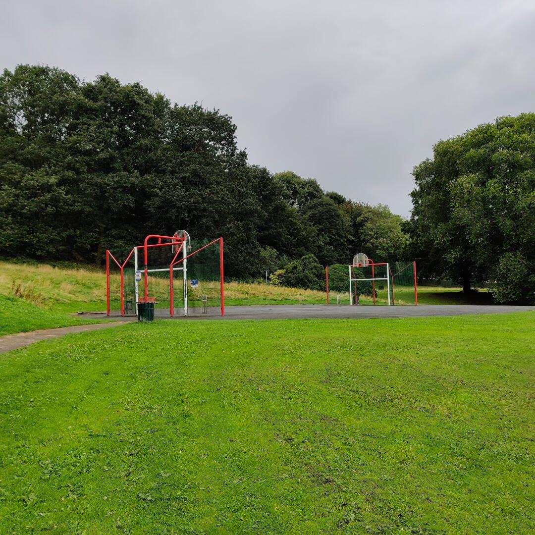 Rodley Park playground