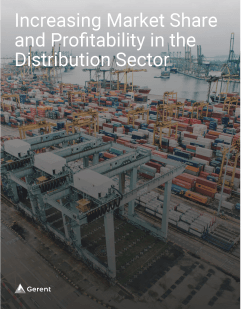 Increasing Market Share and Profitability in the Distribution Sector Cover