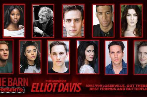 The Barn Presents: The Music of Elliot Davis