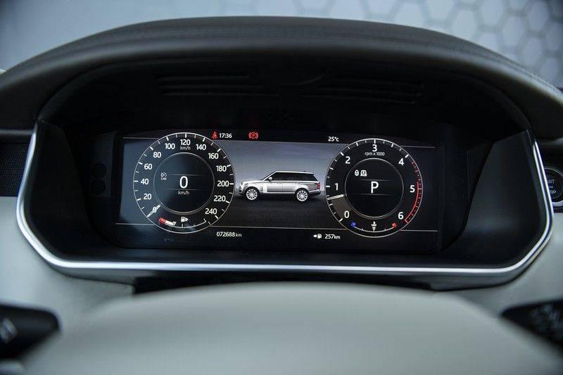 Land Rover Range Rover 3.0 TDV6 Autobiography Verwarmde Gekoelde en Massage Stoelen + Trekhaak + Adaptive Cruise Control + Head Up Display + 360 Camera afbeelding 21