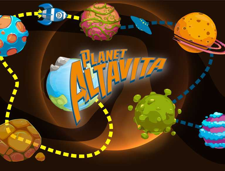 planet altavita logo