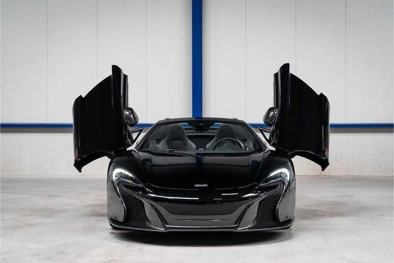 McLaren 650S SPIDER DealerOnd/LIFT/Carbon/XPELL afbeelding 11