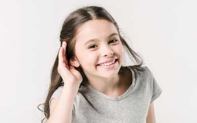 Εκκριτική Ωτίτιδα στα Παιδιά (υγρό στα αυτιά)