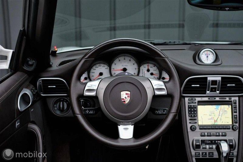 Porsche 911 Cabrio 3.6 Turbo afbeelding 21