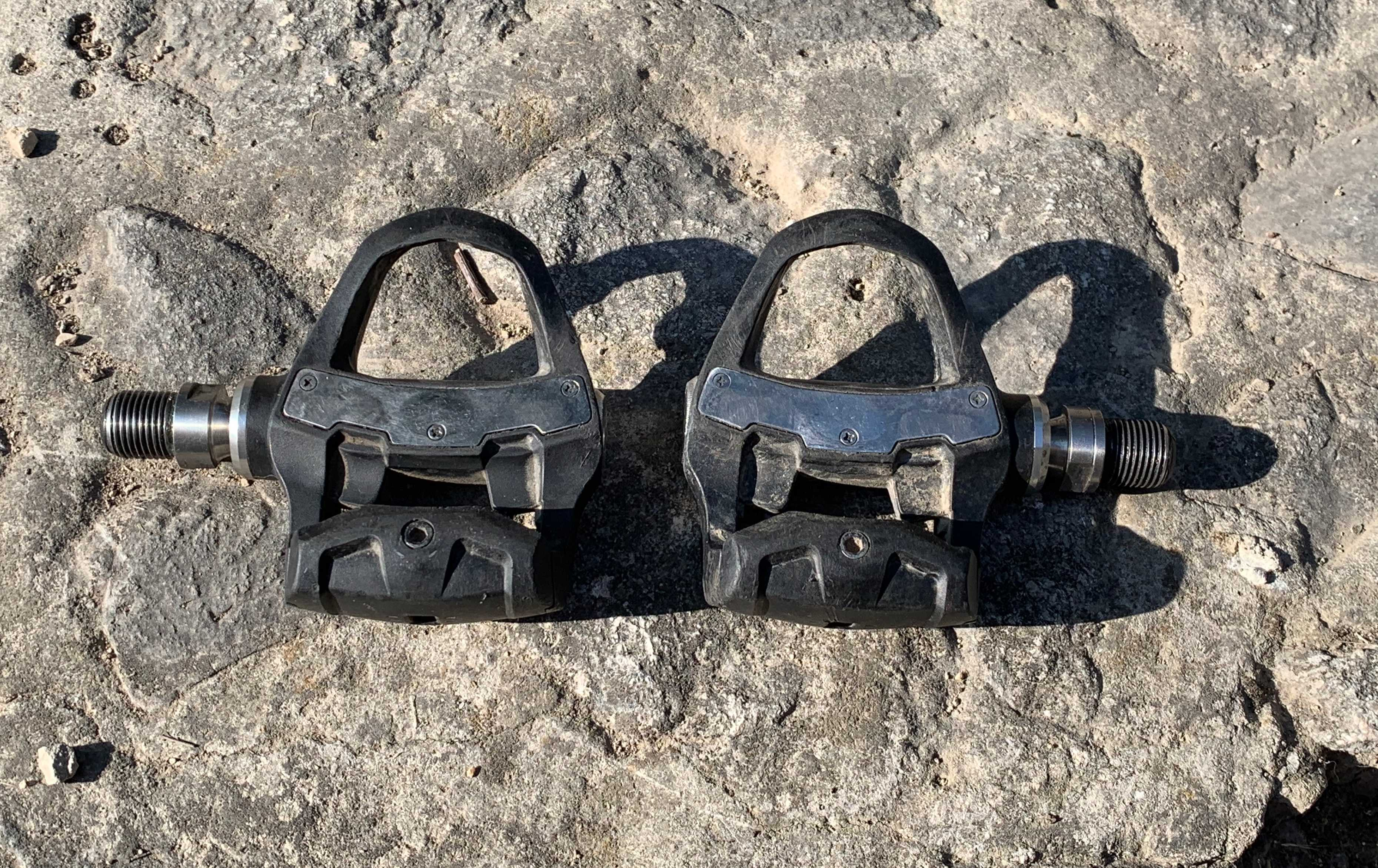 Garmin Vector 3: Dodgy Power Pedals