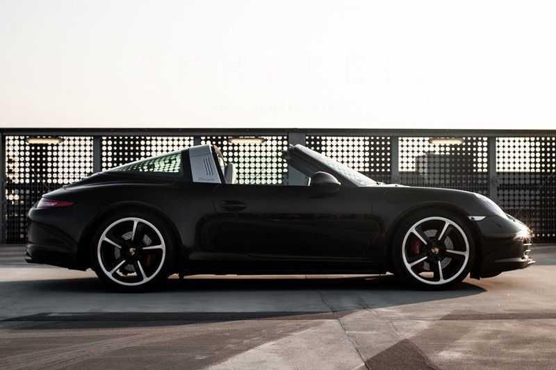 Porsche 911 991 Targa 4S 3.8 afbeelding 4