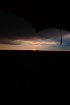 Sunset Umbrella